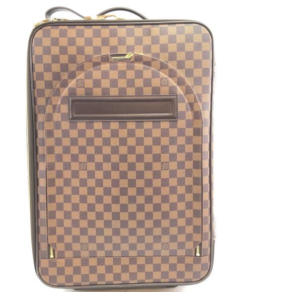 Louis Vuitton Handbags - Pegase 55 Roller Luggage /Travel Bag